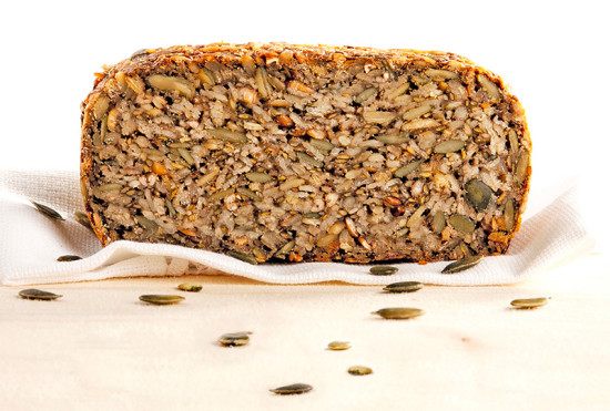 Whole & Pure Brot 10er. Ein Produkt der Agrano AG
